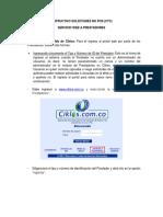 Instructivo Solicitudes No Pos-web Feb 5 Final
