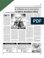 Rapoport Dictadura y Economía