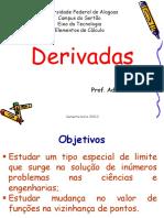 Derivadas_AtualizaçaoIV_ParteI