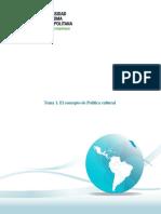 La política cultural, posgrado UAM.pdf