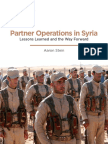 Partner Operations in Syria