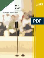 Cursos de Periodismo y Comunicacion 2007 IDEC-Universitat Pompeu Fabra