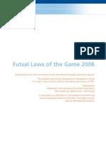 FIFA Futsal Rules[1]