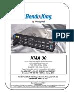 Manual instalación kma30