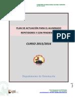 12 Plan de Repetidores y Pendientes 2015 16