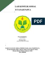 MAKALAH KONFLIK SOSIAL.docx