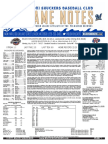 7.10.17 at JAX Game Notes