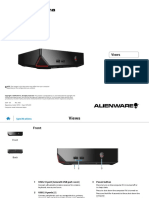 Alienware-Alpha Reference Guide en-us