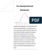 The Standard Normal Distribution.docx