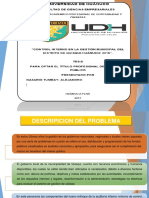 Dispositivas Tesis Informe Final