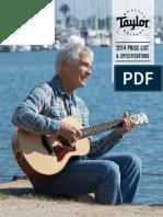 TaylorGuitars-2014PriceList.pdf