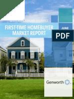 Genworth FTHB Market Report 6.17