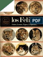 Albumes Noguer Zoologia 01 Los felinos 1970.pdf