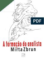 A Formação do Analista - Zbrun.pdf