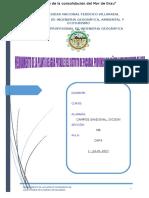 Mejoramiento de La Planta de Tratamiento de Agua Potable en El Distrito de Pacaran