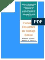 Función Educativa en Trabajo Social