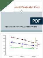 Home Based Postnatal Revised- June 14-06-10 Ppp