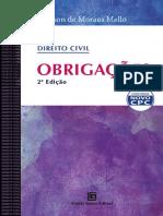 Obriga+º+Áes - 2017 - 2-¬ ed - MELLO, Cleyson de Moraes