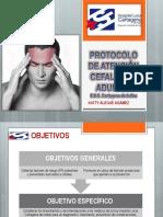 PROTOCOLO DE ATENCIÓN CEFALEA EN ADULTOS.pptx