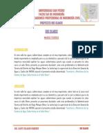 Informe Rio Olmos