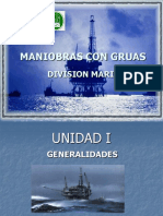 Maniobras Con Gruas Division Marina Supervisores
