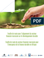 Feuille de Route Globale Secteur Bancaire Et Financier Maroc.compressed