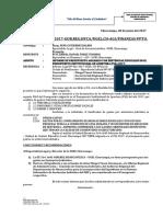 Informe 089-2017-Ugelch-finanzas_ppto_informe de Ppto en Sentencias Judiciales