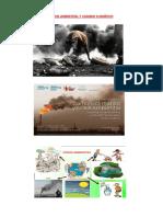 Crisis Ambiental y Cambio Climático