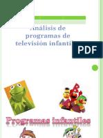 Análisis de Programas Infantiles de TV