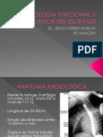 6 Patologia Funcional y Neoplasica Del Esofago