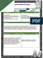 Ficha Descriptiva Por Alumno y Grupal Tercero