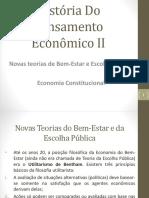 10. Economia Do BE e Escolha Pública