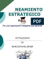 Clase de Planeamiento Estrategico, Objetivos y APO.