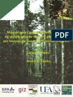 Manual Para Censo e Monitoramento de Vertebrados de Medio e Grande Porte Por Transeccao Linear Em Florestas Tropicais