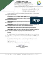 Decreto Nº 013-2017- Luto Oficial- Francisco Duarte Filho