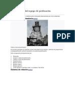 Componentes Del Equipo de Perforación Rotatoria()