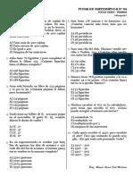 Ficha N° 04-3° Primaria 2017
