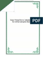 Virtual Server Administration 5652