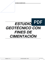 Infrome Final- Ing Cimentaciones