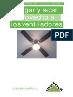 Analisis e Instalacion de Ventiladores Techo.pdf