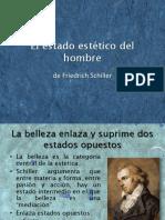 Presentación Estética- Schiller