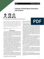 Socket Base Connections With Precast Concrete Columns.pdf