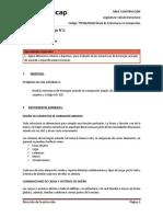 G02 Cálculo Estructural Cálculo de Estructuras en Compresión Simple
