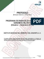 Borrador Protocolo CON 0916