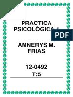 PRACTICA PSICOLÓGICA  tareas 5 y 2.docx