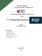 Estudio Del Impacto Ambiental Del Proyecto de Mantenimiento Periódico de La Carretera Tantamayo Autoguardado (2)