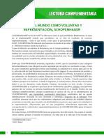 LECTURA 4  TEXTO 1 SOBRE EL MUNDO COMO VOLUNTAD Y REPRESENTACIÓN.pdf