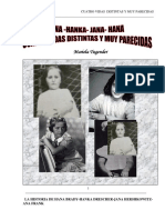 Mariela Tugender-Cuatro Vidas Distintas y Muy Parecidas
