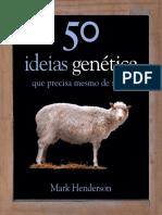 50 Ideias Genetica - Mark Henderson.pdf