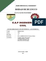 Estudio Hidrografico Del Rio Pendencia Alto Pendencia (1)